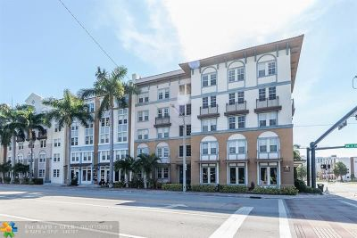 Fort Lauderdale Condo/Townhouse Backup Contract-Call LA: 533 NE 3rd Ave #228