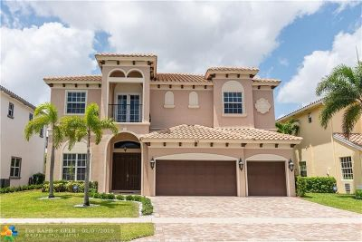 Boynton Beach Single Family Home For Sale: 9898 Coronado Lake Dr