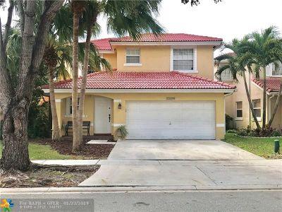 Miramar Single Family Home Backup Contract-Call LA: 15290 SW 46th Ct