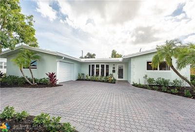 Fort Lauderdale Single Family Home For Sale: 2148 NE 63rd Ct