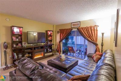 Lauderhill Condo/Townhouse For Sale: 4158 Inverrary Dr #209
