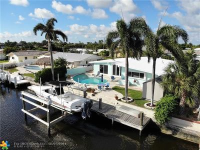 Pompano Beach Single Family Home For Sale: 440 SE 16th Ave