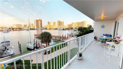 Hallandale Condo/Townhouse For Sale: 400 Golden Isles Dr #12