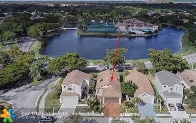Coconut Creek Single Family Home For Sale: 3561 NW 21st St