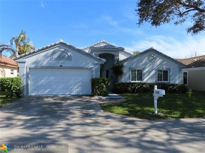 Deerfield Beach Single Family Home For Sale: 248 NW 47th Ave