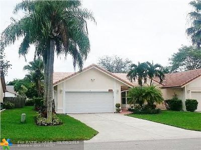 Coral Springs Rental For Rent: 1539 NW 97th Ter