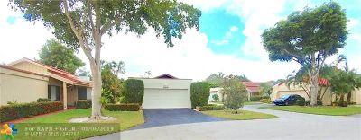 Boynton Beach Single Family Home For Sale: 5638 Ainsley Ct