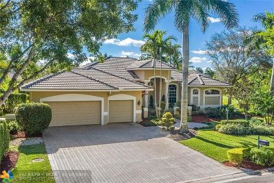 Parkland Single Family Home For Sale: 10110 NW 68th Ct