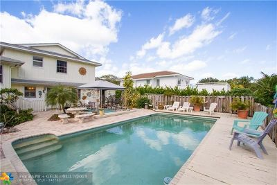 Boca Raton Single Family Home For Sale: 300 NW 5th Ave