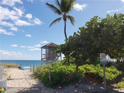 Deerfield Beach Condo/Townhouse Backup Contract-Call LA: 701 SE 21st Ave #203