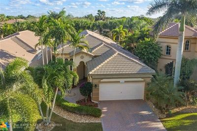 Coral Springs Single Family Home For Sale: 12438 NW 57th Ct
