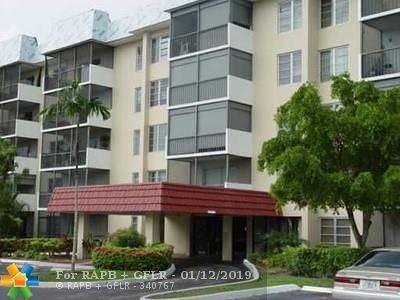 Lauderhill Condo/Townhouse For Sale: 4172 Inverrary Dr #310