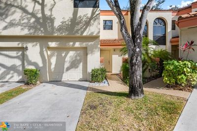 Hollywood Condo/Townhouse For Sale: 3402 Emerald Oaks Dr #802
