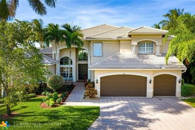 Delray Beach Single Family Home For Sale: 9510 New Waterford Cove