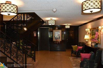 Lauderhill Condo/Townhouse For Sale: 3680 Inverrary Dr #1K