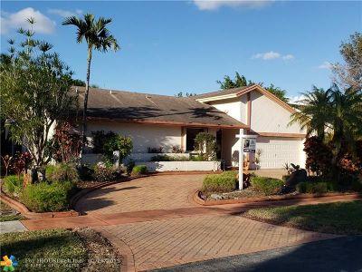Lauderhill Single Family Home Backup Contract-Call LA: 7441 NW 41st Ct