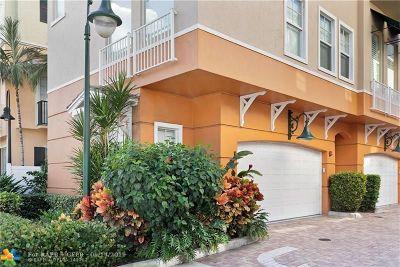 Delray Beach Condo/Townhouse For Sale: 180 NE 6th Ave #L