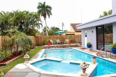Lauderhill Single Family Home Backup Contract-Call LA: 7350 NW 36th St