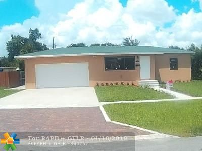 Miami Single Family Home For Sale: 1141 Plover Ave