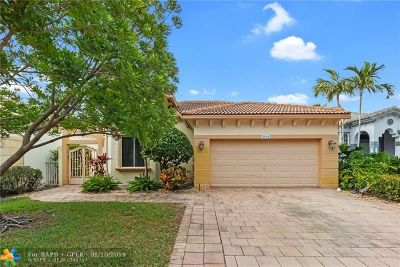 Coral Springs Rental For Rent: 5834 NW 125th Ter