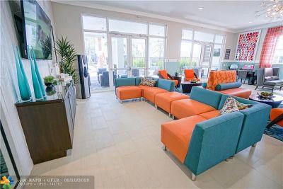 Wilton Manors Rental For Rent: 1220 NE 24th Street #2215