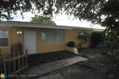 Fort Lauderdale Single Family Home For Sale: 408 NW 31st Ave