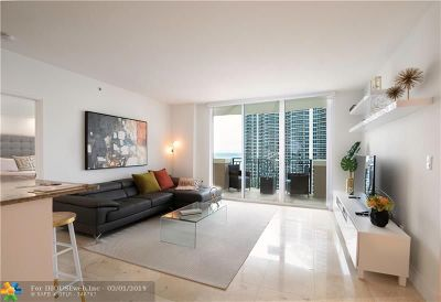 Sunny Isles Beach Condo/Townhouse For Sale: 17555 Atlantic Blvd #UPH5