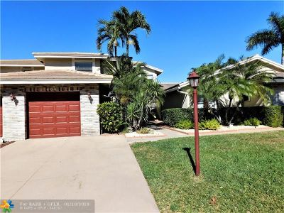 Deerfield Beach Condo/Townhouse Backup Contract-Call LA: 409 Lake Point South Ln #409