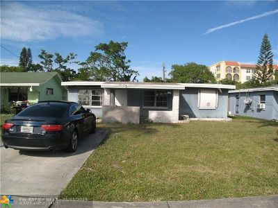 Boca Raton Single Family Home For Sale: 225 NE 15th Ter
