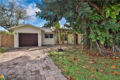 Delray Beach Single Family Home For Sale: 621 Eagle Dr