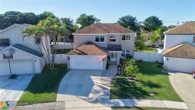 Boca Raton Single Family Home For Sale: 23147 Sunfield Dr