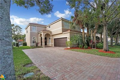 Coconut Creek Single Family Home For Sale: 5837 NW 49th Ln
