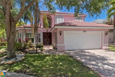 Coral Springs Rental For Rent: 11719 NW 48th St