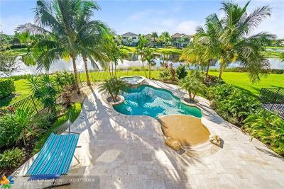 Delray Beach Single Family Home For Sale: 16651 Germaine