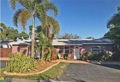 Wilton Manors Multi Family Home For Sale: 2616 NE 10th Ter