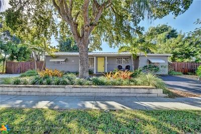Pompano Beach Single Family Home For Sale: 140 SW 12th St