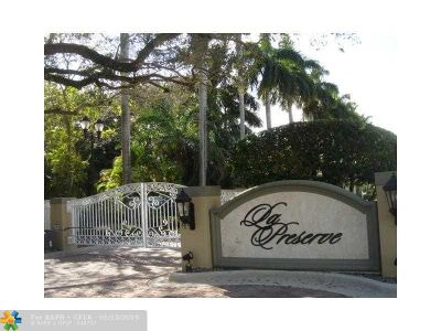 Fort Lauderdale Single Family Home For Sale: 2031 SW 14th Te