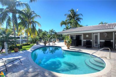 Wilton Manors Rental For Rent: 2101 NE 19th Ave