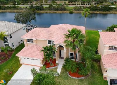 Miramar Single Family Home For Sale: 2246 SW 183rd Terrace