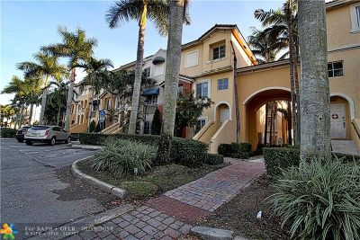 Miramar Condo/Townhouse For Sale: 12430 SW 50th St #135