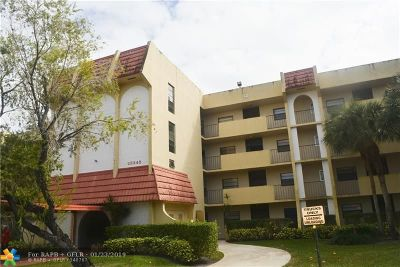 Boca Raton Condo/Townhouse For Sale: 23345 Carolwood Ln #403