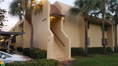Delray Beach FL Condo/Townhouse For Sale: $195,000