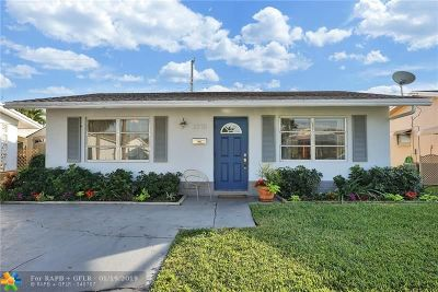 Tamarac Single Family Home For Sale: 2710 NW 54th St