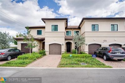 Oakland Park Single Family Home For Sale: 4216 N Dixie Highway #53