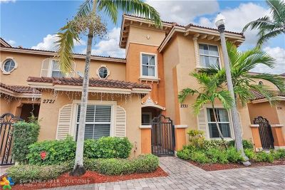 Miramar Condo/Townhouse Backup Contract-Call LA: 2731 SW 120th Ter #304-3