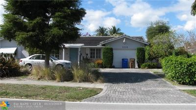 Deerfield Beach Single Family Home For Sale: 1015 SE 12th Ave