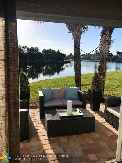 Pembroke Pines Condo/Townhouse For Sale: 2217 NW 170th Ave