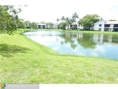 Coconut Creek Condo/Townhouse For Sale: 3425 NW 47th Ave #3191