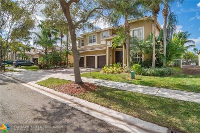 Weston Single Family Home For Sale: 4287 Diamond Ter