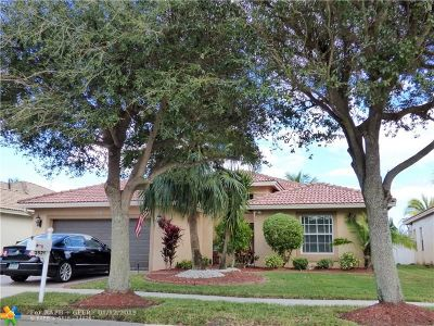 Miramar Single Family Home For Sale: 3521 SW 142nd Ave